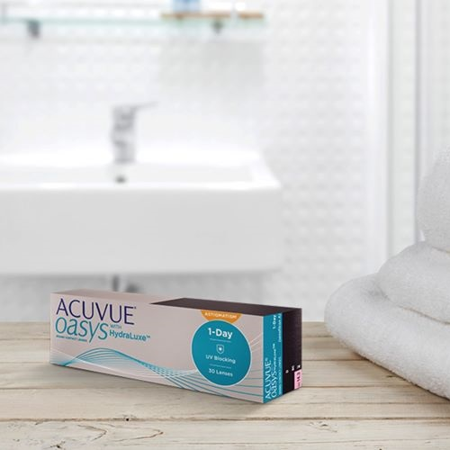 Acuvue Oasys 1-Day for Astigmatism 30pk контактные линзы