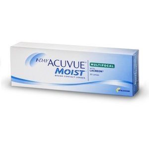 1-Day Acuvue Moist Multifocal 30pk контактные линзы