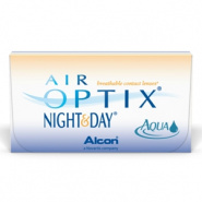 Air Optix Night&Day Aqua 3pk
